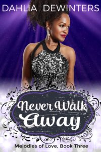 Book Cover: Never Walk Away