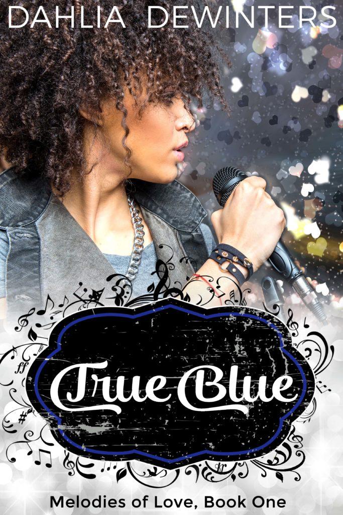 Book Cover: True Blue